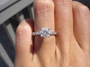 Change prongs to make diamond look bigger PriceScope Forum