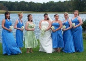 6ps  bridesmaids at water.jpg