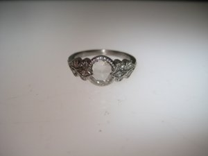 cathy ring in diamond waterman metallic grey moghul lyst gallery jewelry rings product