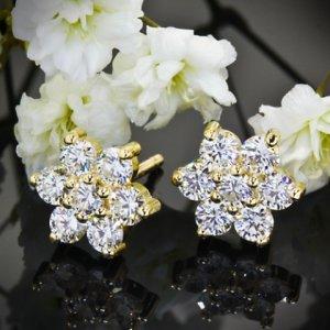 Yellow-Gold-Flower-Diamond-Earrings-by-Whiteflash-30622_g.jpg
