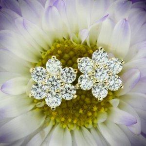 Yellow-Gold-Flower-Diamond-Earrings-by-Whiteflash-30622_g2.jpg