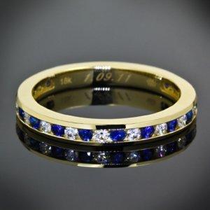 Custom-Yellow-Gold-Blue-Sapphire-and-Diamond-Wedding-Band-by-Whiteflash-30230.jpg