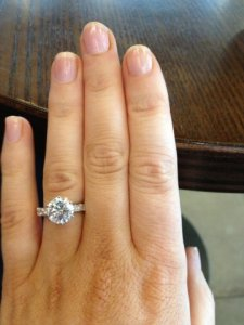 help i want to change my engagement ring band to 1 5mm