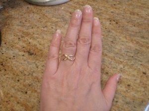 ae7e4daebb695 Tiffany Infinity Ring | PriceScope Forum