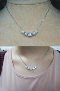 5 stone diamond necklace pricescope forum 5 stone diamond necklace aloadofball Gallery