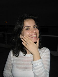 Pinar and her ring-s.jpg