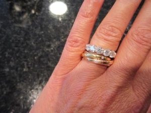 Show Off Your Trinity Rings Pricescope Forum