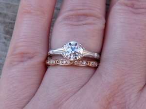 Show me your wedding sets | Page 7 | PriceScope Forum