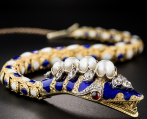 www.langantiques.com_what-s-new_victorian-enamel-diamond-natural-pearl-snake-bracelet.html.png