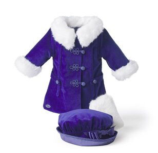 Laura's New Coat.JPG