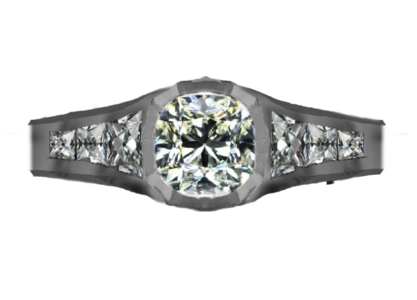 Platinum Ring with French Cuts - Finished.png
