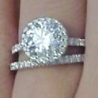 His And Her Couple 14k Black Gold Real Diamonds Wedding