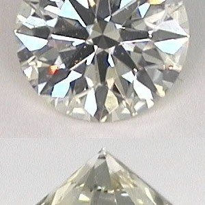 Unbelievably beautiful .97ct P-SI1 Crafted by Infinity Diamond
