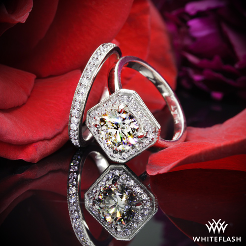 Guinevere-Halo-Solitaire-Engagement-Ring-with-Custom-Guinevere-Pave-Diamond