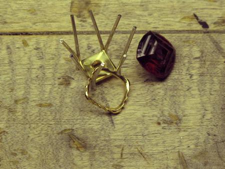 soldering prongs