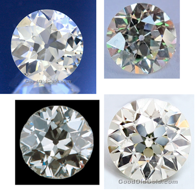 The Modern Quest For Old Cut Diamonds Pricescope