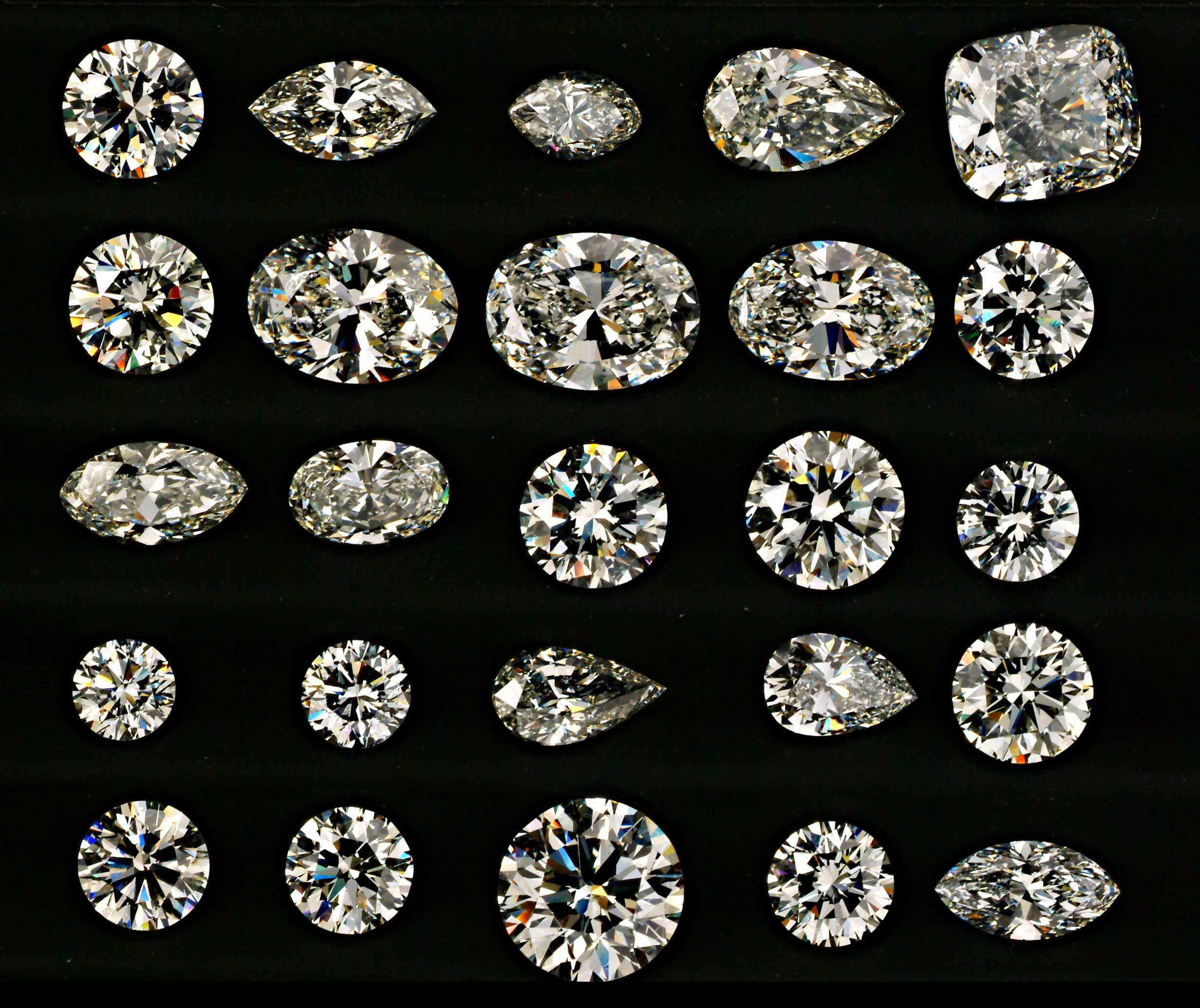 round diamond clarity certificate ct enhanced grading