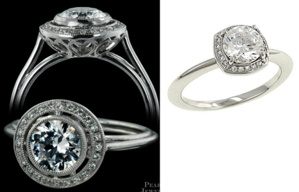 Custom Diamond Ring Inspiration Pictures
