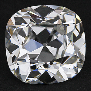 X Factor Cushion Diamond