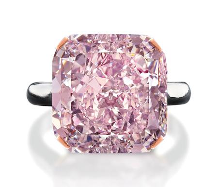 10-carat pink diamond to be showcased at Birks April 13-17