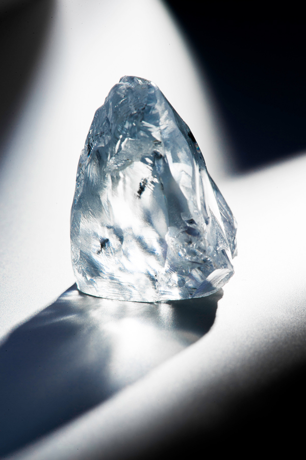 122 52 Carat Blue Diamond Recovered At Petra S Cullinan