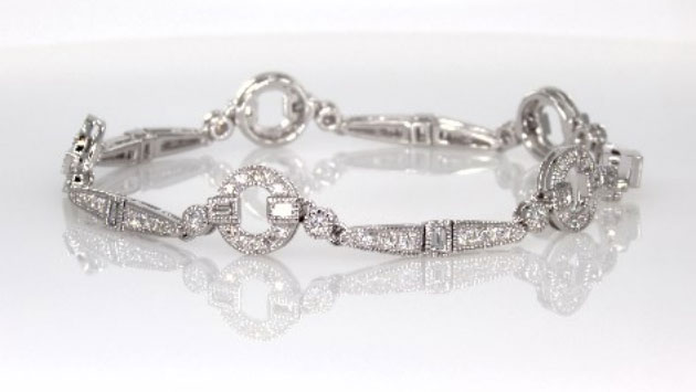 Door Prize PS GTG 2016:  Winner's Choice 1 of 3 Diamond Bracelets from James Allen