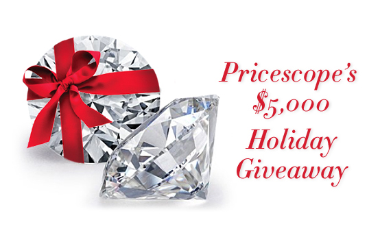 Pricescope's 2014 $5000 Holiday Giveaway