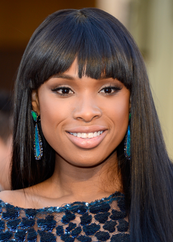 2013 Oscars Red Carpet - Jennifer Hudson in Sutra Jewels