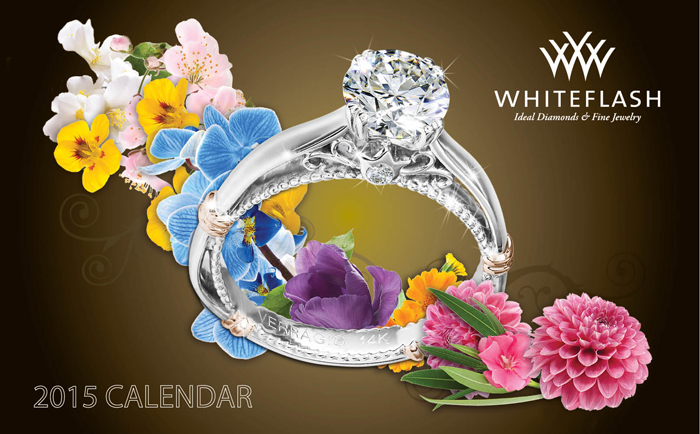 Whiteflash 2015 Jewelry Calendar