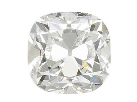 66.37 carat Cushion Cut Diamond Christie's Geneva