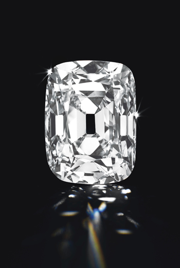 76.02-Carat Archduke Joseph Diamond Christie's Geneva