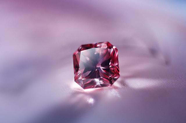 Rio Tinto 2012 Argyle Pink Diamonds Tender, 1.32-carat Fancy Vivid Purplish Pink Diamond named Argyle Siren™