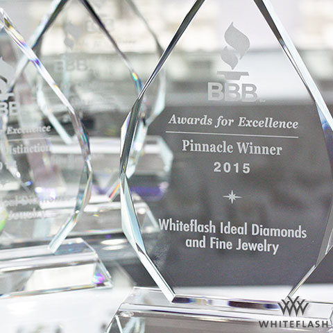 Whiteflash Pinnacle Winner 2015 - Awards for Excellence