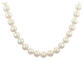Pearl Necklace from Solomon Brothers
