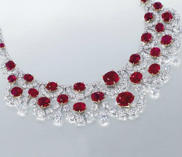 Rare Burmese Rubies To Heat Up Christie S Hong Kong