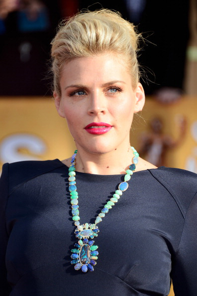 Busy Philipps in Irene Neuwirth at the 2013 SAG Awards
