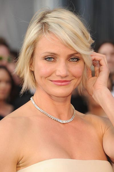 Cameron Diaz 2012 Academy Awards