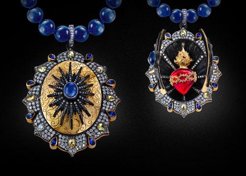 Centurion Design Awards 2014 - Arman sacred heart pendant