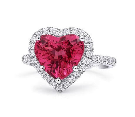 Centurion Design Awards 2014 - Coast Diamond spinel ring