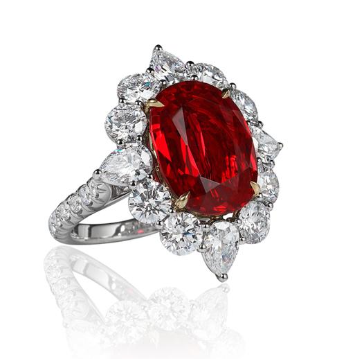 Centurion Design Awards 2014 - Jack Abraham ruby ring