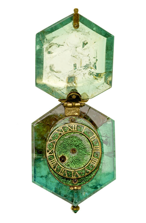 The Cheapside Hoard: London's Lost Jewels • Emerald Watch