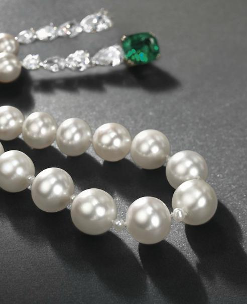 Single-strand natural pearl necklace, Christie's Geneva