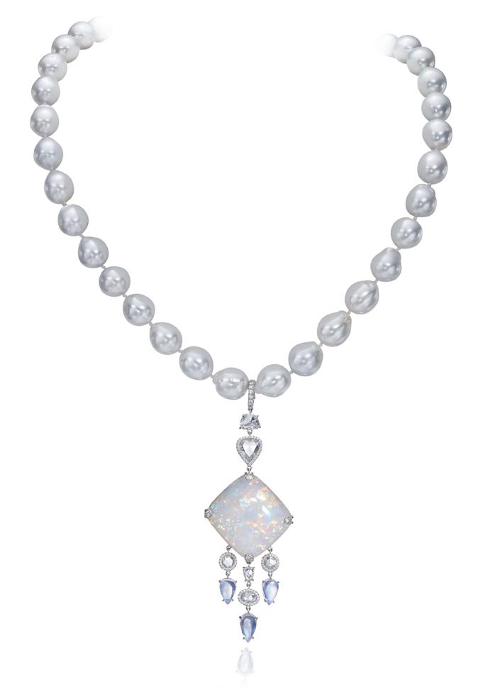 NSR Nina Runsdorf necklace