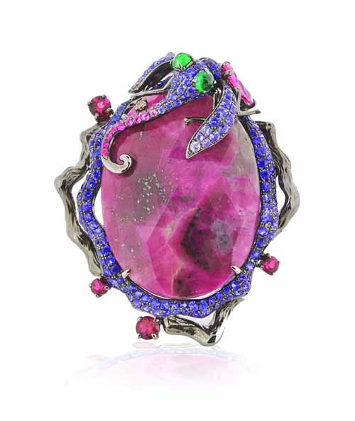 Wendy Yue • Ito Mosca Collection ring