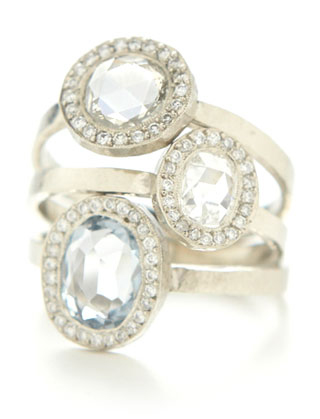 Engagement rings by Dawes Design