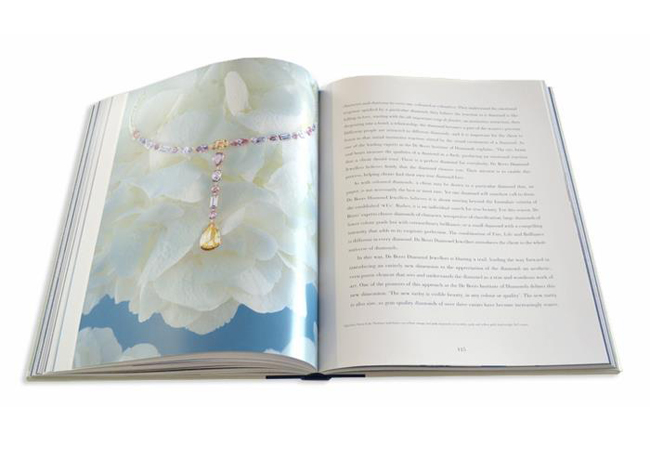 De Beers Jewellery book