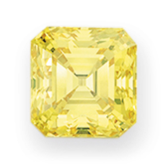 5.13-carat fancy-vivid yellow diamond • Christie's