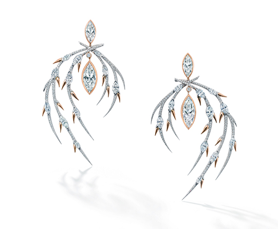 Forevermark Promise Collection:  Earrings XVIII by Shaun Leane