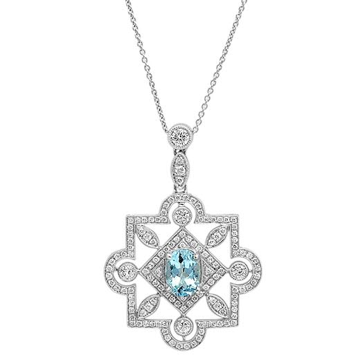 Door Prize PS GTG 2016:  Beverly K. pendant from Crafted By Infinity and High Performance Diamonds