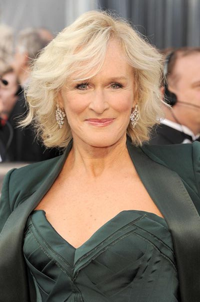 Glenn Close 2012 Academy Awards